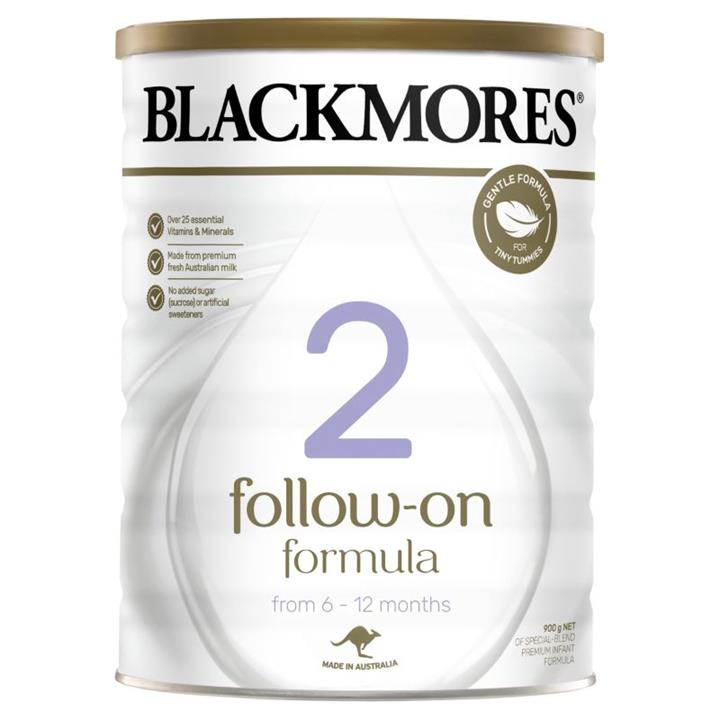 Image of Blackmores Follow-on Formula Stage Two (6-12 Months) 900g