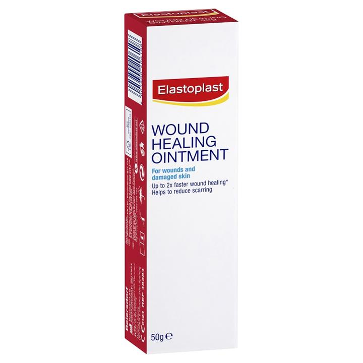 Image of Elastoplast Wound Healing Ointment 50g
