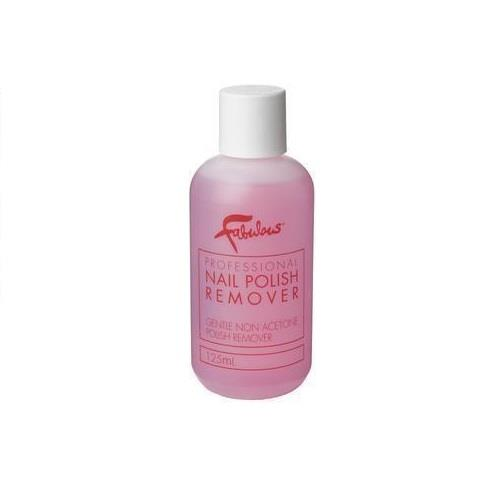 Image of Fabulous Professional Gentle Non-Acetone Nail Polish Remover 125ml