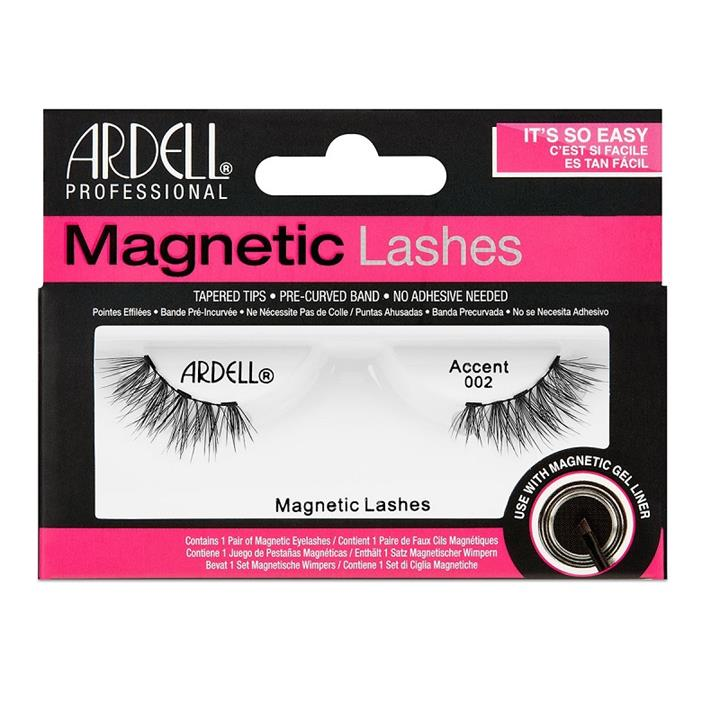 Image of Ardell Magnetic Lashes Accent 002