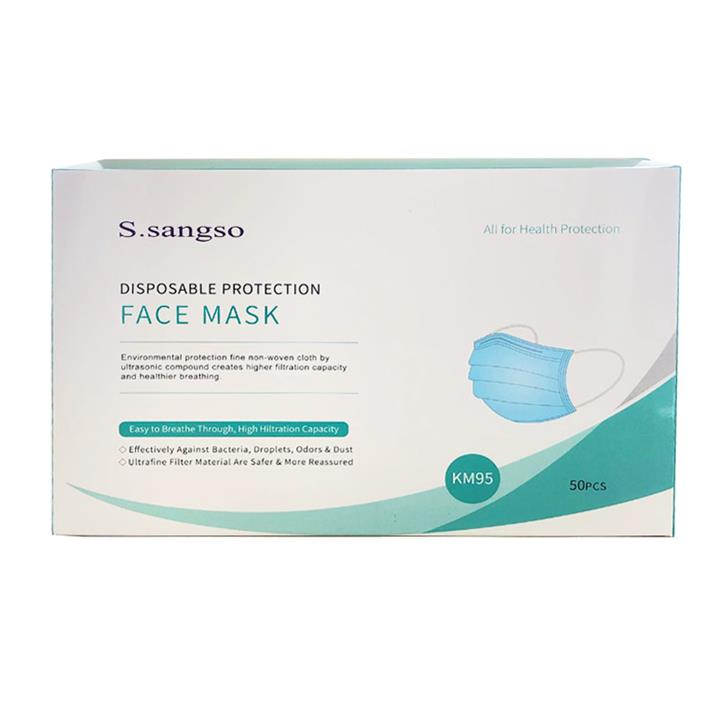 Image of Face Mask – Level 3 Disposable Individually Wrapped X 50