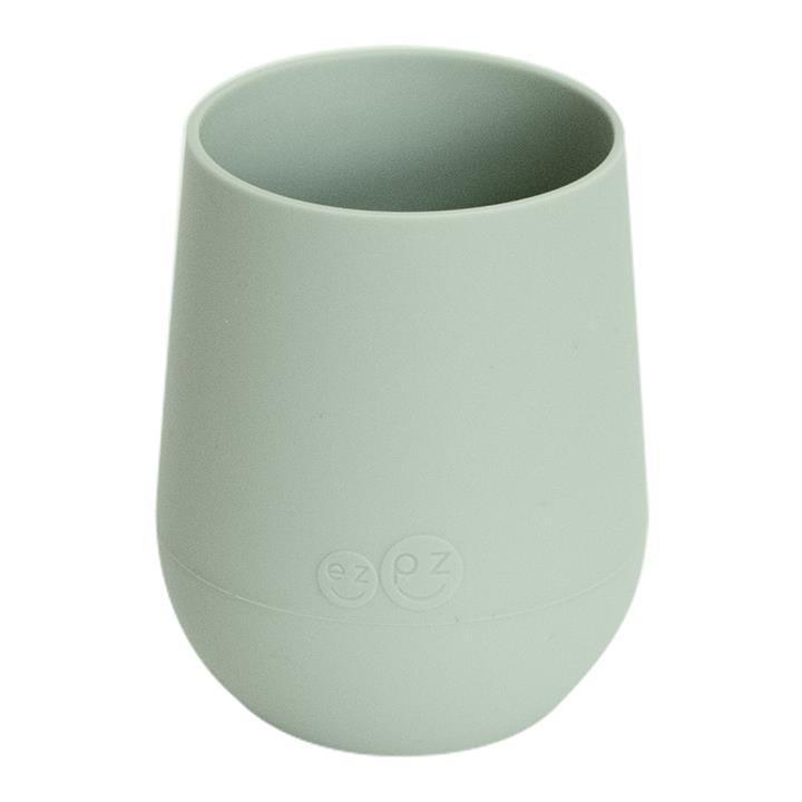 Image of Ezpz Mini Cup Toddler Training Cup (Sage)