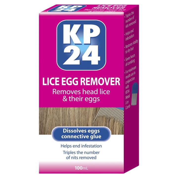 Image of KP 24 Lice Egg Remover 100ml