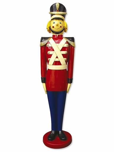 Image of Resin Tin Soldier Decor - 1.7m