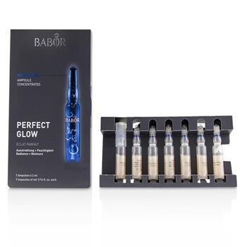 Babor Ampoule Concentrates Hydration Perfect Glow (Radiance + Moisture) 7x2ml/0.06oz Skincare