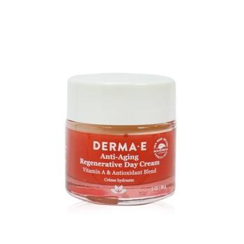 Derma E Anti-Wrinkle Anti-Aging Regenerative Day Cream 56g/2oz Skincare