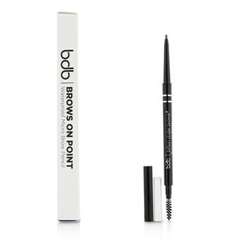 Billion Dollar Brows Brows On Point Waterproof Micro Brow Pencil - Raven 0.045g/0.002oz Make Up