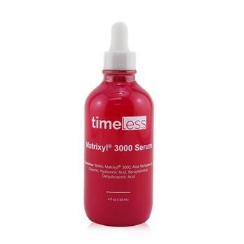 Timeless Skin Care Matrixyl 3000 Serum + Hyaluronic Acid (Refill) 120ml/4oz Skincare