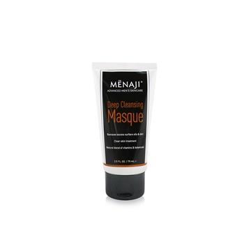 Menaji Deep Cleansing Masque 75ml/2.5oz Men's Skincare