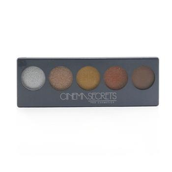 Cinema Secrets Ultimate Eye Shadow 5 In 1 Pro Palette - # Chroma Collection 10g/0.35oz Make Up