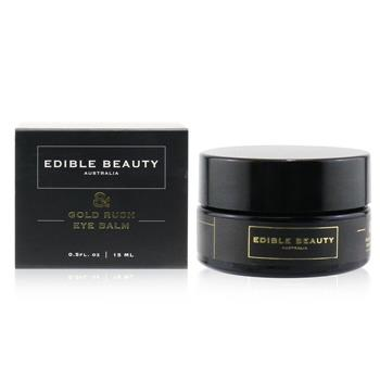Edible Beauty & Gold Rush Eye Balm 15ml/0.5oz Skincare