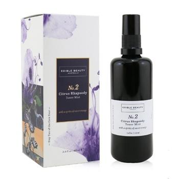 Edible Beauty No. 2 Citrus Rhapsody Toner Mist 100ml/3.4oz Skincare