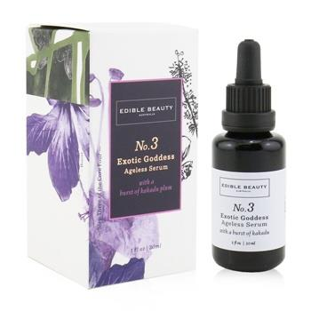 Edible Beauty No. 3 Exotic Goddess Ageless Serum 30ml/1oz Skincare