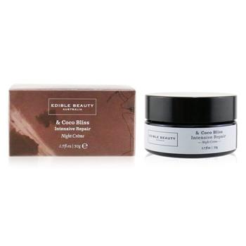 Edible Beauty & Coco Bliss Intensive Repair Night Creme 50g/1.7oz Skincare