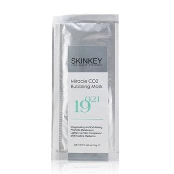 SKINKEY Moisturizing Series Miracle CO2 Bubbling Mask (All Skin Types) - Instant Oxygenating Purifying & Brightening 5pcs Skincare