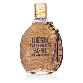 Diesel Fuel For Life Eau De Toilette Spray 50ml/1.7oz Men's Fragrance