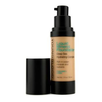 Image of Youngblood Liquid Mineral Foundation Suntan 30ml/1oz Make Up