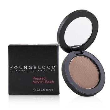 Image of Youngblood Pressed Mineral Blush Zin 3g/0.11oz Make Up