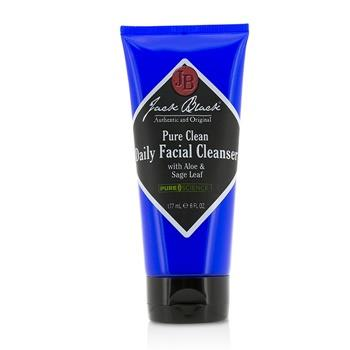 Image of Jack Black Pure Clean Daily Facial Cleanser 177ml/6oz Men's Skincare