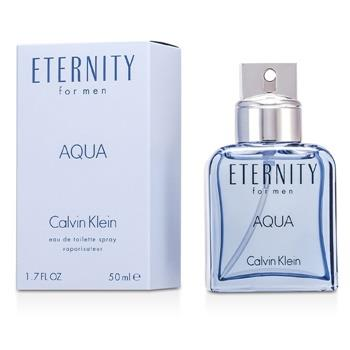 Calvin Klein Eternity Aqua Eau De Toilette Spray 50ml/1.7oz Men's Fragrance