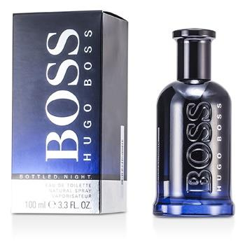Hugo Boss Boss Bottled Night Eau De Toilette Spray 100ml/3.3oz Men's Fragrance
