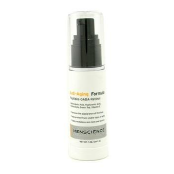 Menscience Anti-Aging Formula Skincare Cream 28.3g/1oz Men's Skincare
