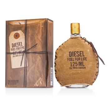 Diesel Fuel For Life Eau De Toilette Spray 125ml/4.17oz Men's Fragrance