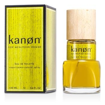 Kanon Eau De Toilette Spray 100ml/3.3oz Men's Fragrance