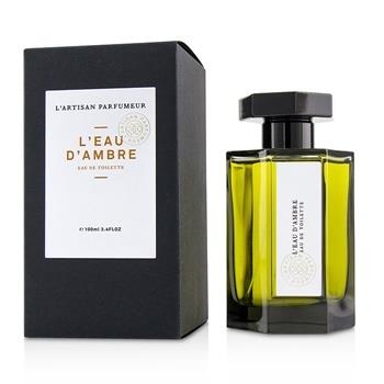 L'Artisan Parfumeur L'Eau D'Ambre Eau De Toilette Spray 100ml/3.4oz Ladies Fragrance