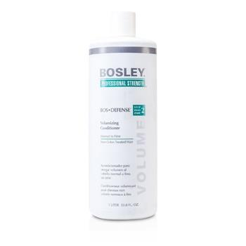 Bosley Professional Strength Bos Defense Volumizing Conditioner (For Normal to Fine Non Color-Treate