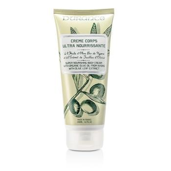 Durance Super Nourishing Body Cream with Olive Leaf Extract 200ml/6.7oz Skincare