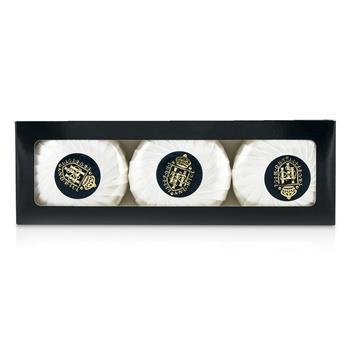 Truefitt & Hill Grafton Luxury Soap (Triple) 3x150g/5.25oz Men's Fragrance