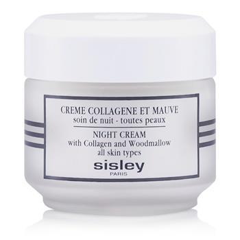 Sisley Botanical Night Cream With Collagen & Woodmallow 50ml/1.6oz Skincare