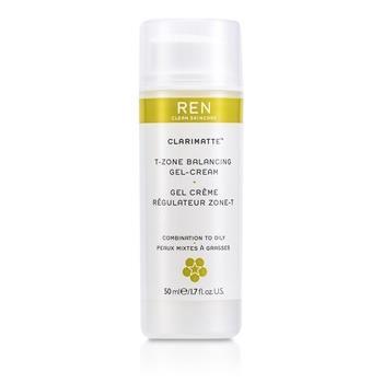 Ren Clarimatte T-Zone Balancing Gel Cream (For Combination To Oily Skin) 50ml/1.7oz Skincare