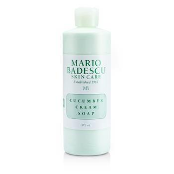 Mario Badescu Cucumber Cream Soap - For All Skin Types 472ml/16oz Skincare