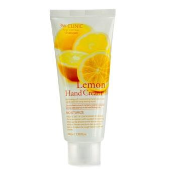 Image of 3W Clinic Hand Cream - Lemon 100ml/3.38oz Skincare