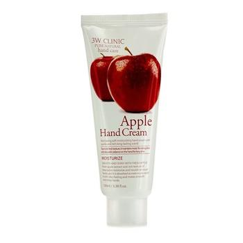 Image of 3W Clinic Hand Cream - Apple 100ml/3.38oz Skincare