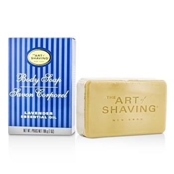 The Art Of Shaving Body Soap - Lavender Essential Oil 198g/7oz Men's Skincare