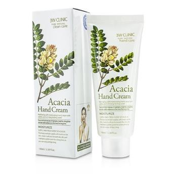 Image of 3W Clinic Hand Cream - Acacia 100ml/3.38oz Skincare