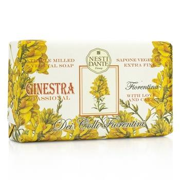 Nesti Dante Dei Colli Fiorentini Triple Milled Vegetal Soap - Broom 250g/8.8oz Skincare