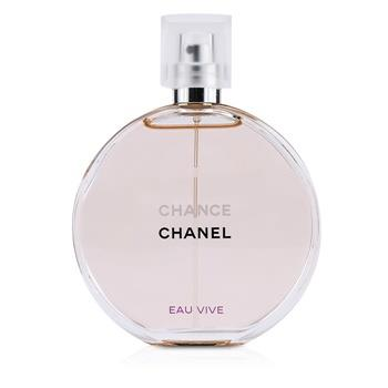 Chanel Chance Eau Vive Eau De Toilette Spray 100ml/3.4oz Ladies Fragrance