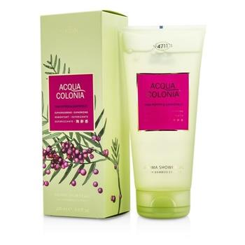 4711 Acqua Colonia Pink Pepper & Grapefruit Aroma Shower Gel 200ml/6.8oz Men's Fragrance