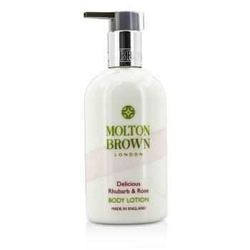 Molton Brown Delicious Rhubarb & Rose Body Lotion 300ml/10oz Skincare