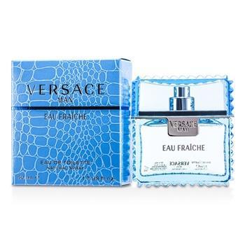Versace Eau Fraiche Eau De Toilette Spray 50ml/1.7oz Men's Fragrance