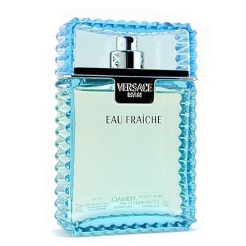 Versace Eau Fraiche Eau De Toilette Spray 100ml/3.3oz Men's Fragrance