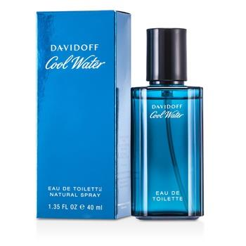 Davidoff Cool Water Eau De Toilette Natural Spray 40ml/1.3oz Men's Fragrance