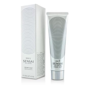 Kanebo Sensai Silky Purifying Creamy Soap (New Packaging) 125ml/4.3oz Skincare