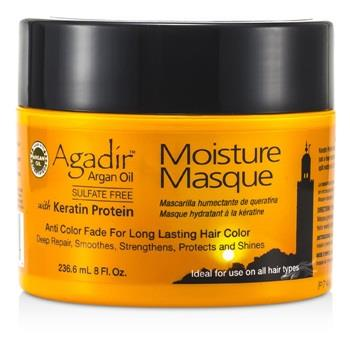 Agadir Argan Oil Moisture Masque (For All Hair Types) 236.6ml/8oz Hair Care