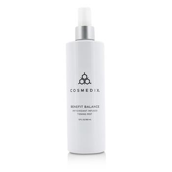 CosMedix Benefit Balance Antioxidant Infused Toning Mist - Salon Size 360ml/12oz Skincare
