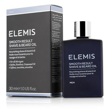 Image of Elemis Smooth Result Shave & Beard Oil 30ml/1oz Men's Skincare